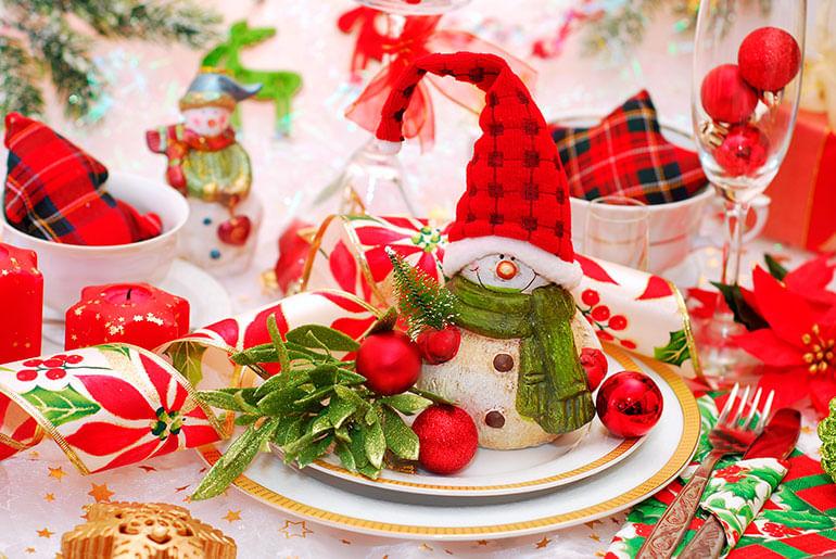 el tema de las cenas navideas se convierte en un tema primordial para fin de ao complementa el exquisito sabor de tu comida con platos navideos que