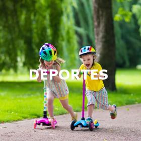 2efec94b Descubre variedad de Artículos deportivos en oferta Para incentivar el  deporte en los más pequeños, encuentra accesorios deportivos para niñas y  niños; ...
