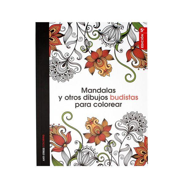 Libro - Mándalas Y Otros Dibujos - Budistas Editorial Planeta - Pepe ...