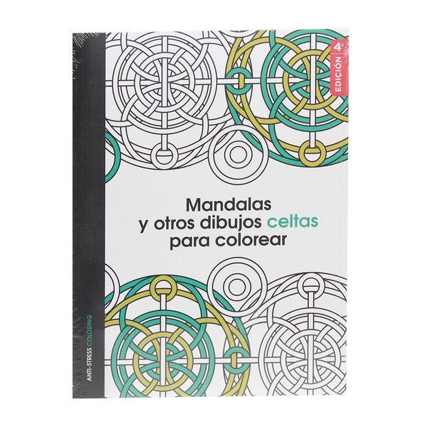 Libro - Mándalas Y Otros Dibujos - Celtas Editorial Planeta - Pepe ...