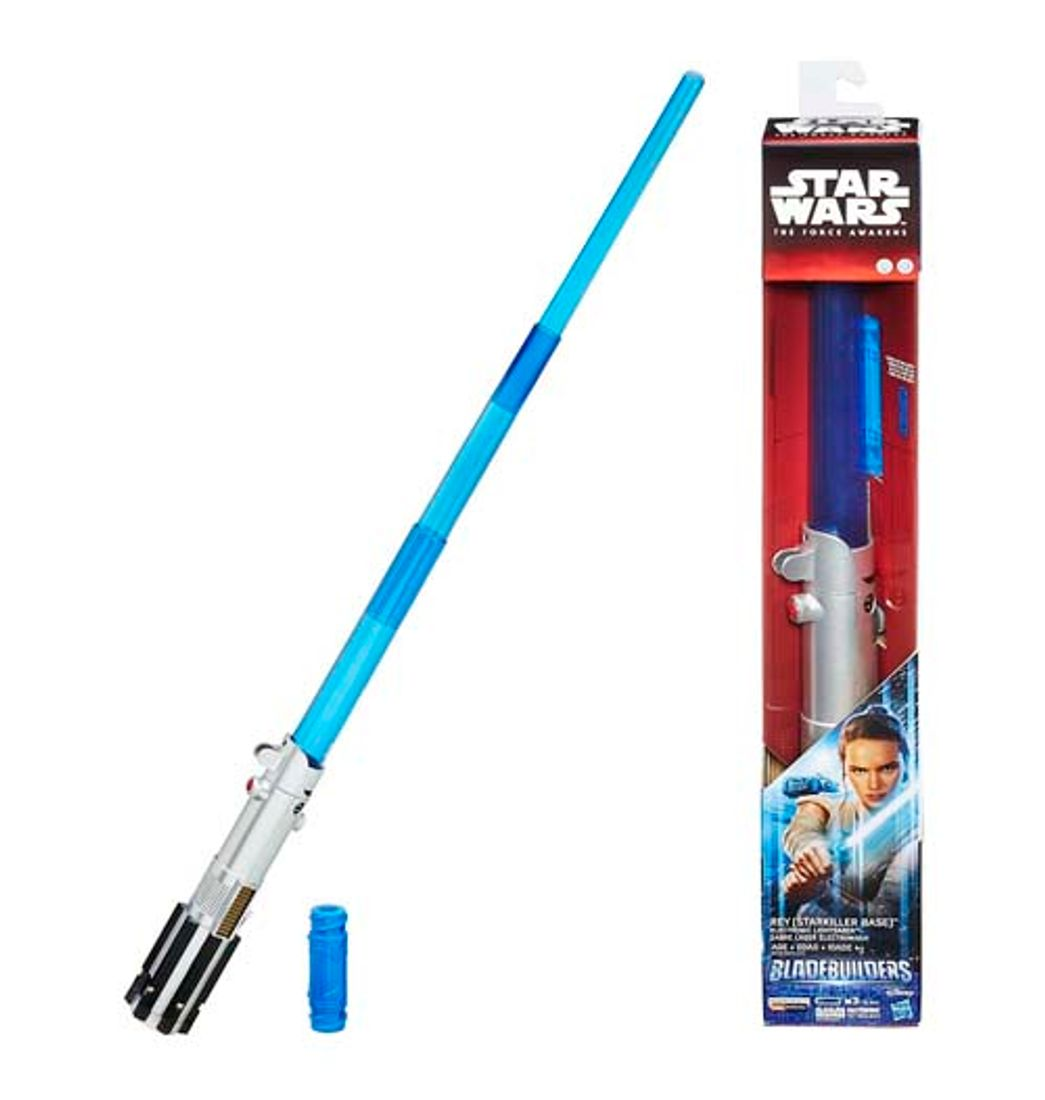 Star Wars Sable De Luz Electrónico Rey Azul 2018 Juguetes De Disney