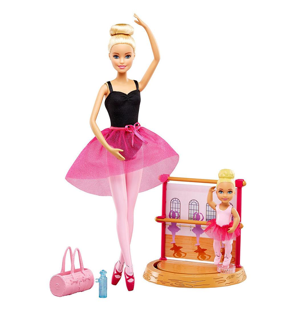 Barbie Maestra De Ballet Barbie - Pepe Ganga - pepeganga