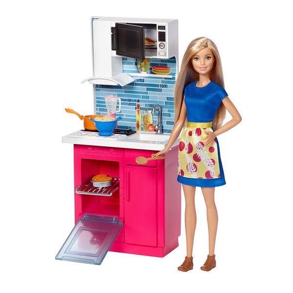 Barbie Hora De Cocinar Barbie Pepe Ganga Pepeganga