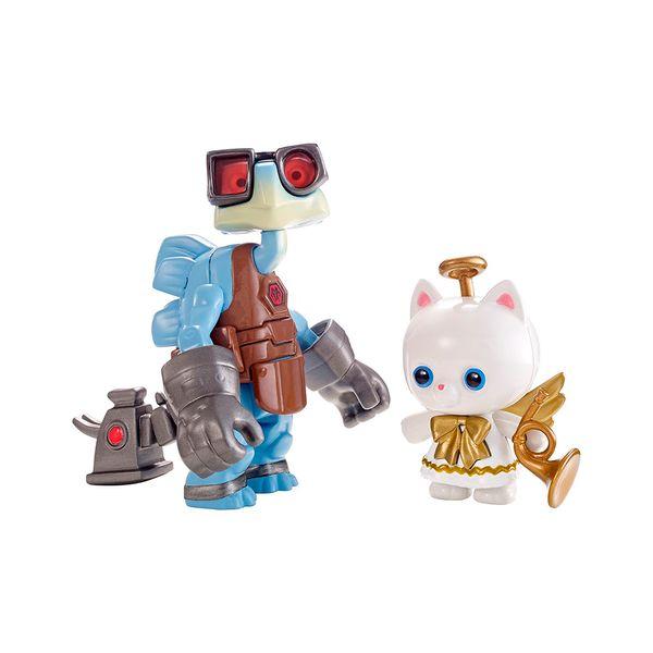 Figuras Raygon y Angel Kitty Figuras Raygon y Angel Kitty 45e943efb56