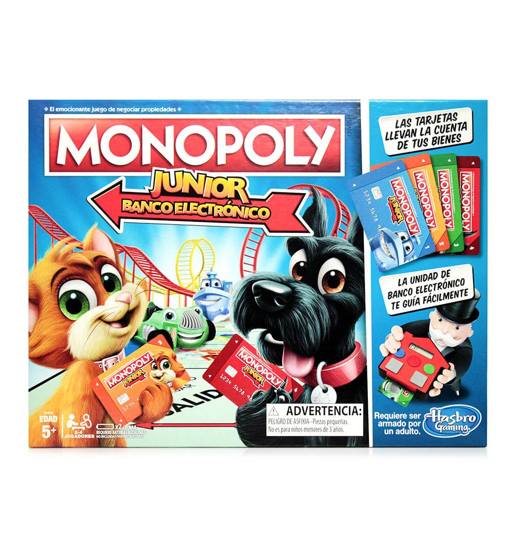 Monopoly Jugueteria Pepeganga