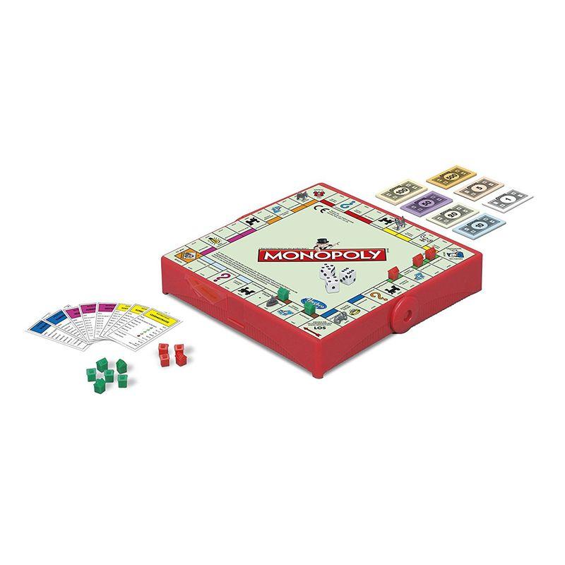 Monopoly Juegos De Viaje Hasbro Gaming Pepe Ganga Pepeganga Mobile