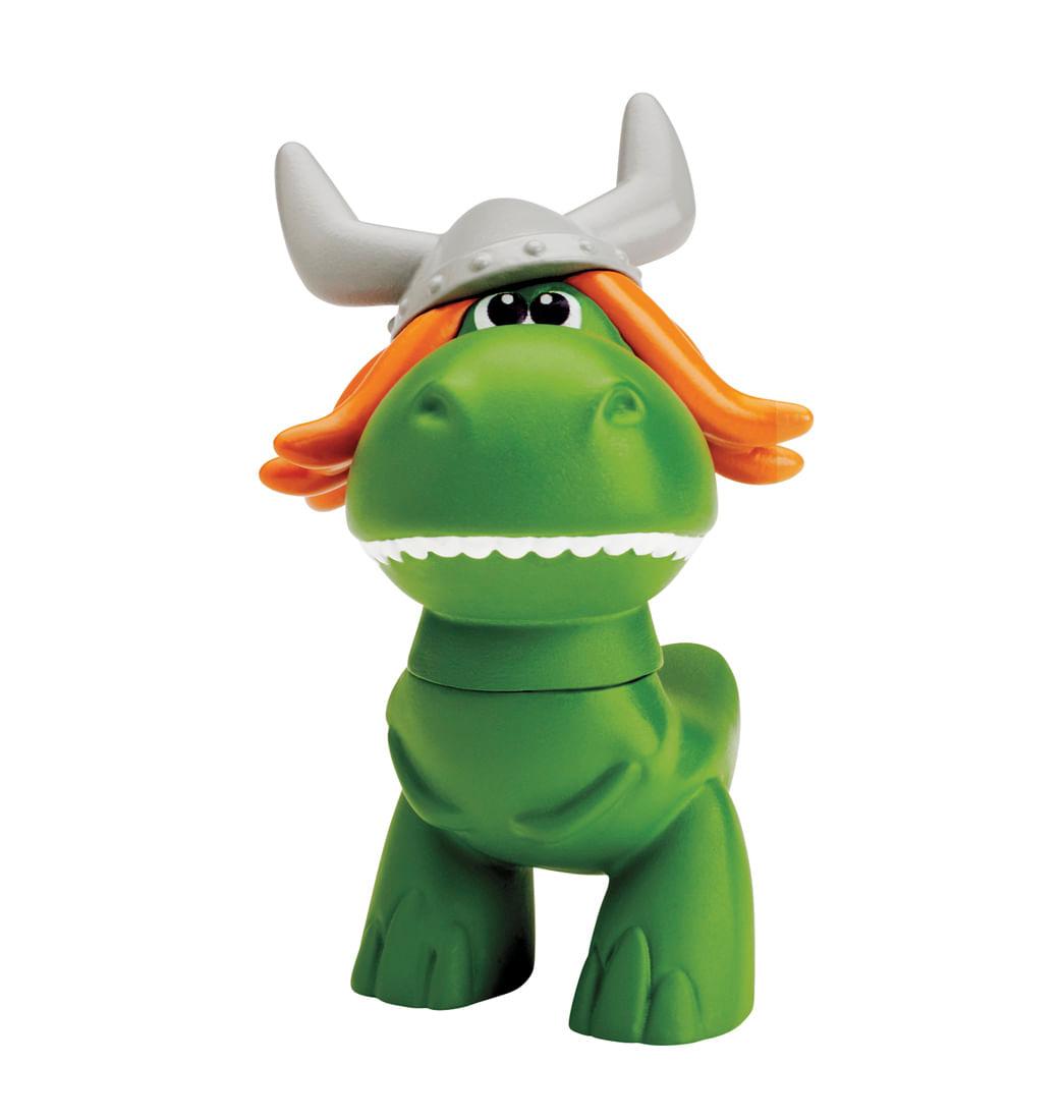 Mini Figura Rex Vikingo Toy Story - Pepe Ganga - pepeganga 7cb94ed786d