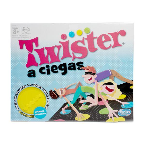 Twister A Ciegas Hasbro Gaming Pepe Ganga Pepeganga