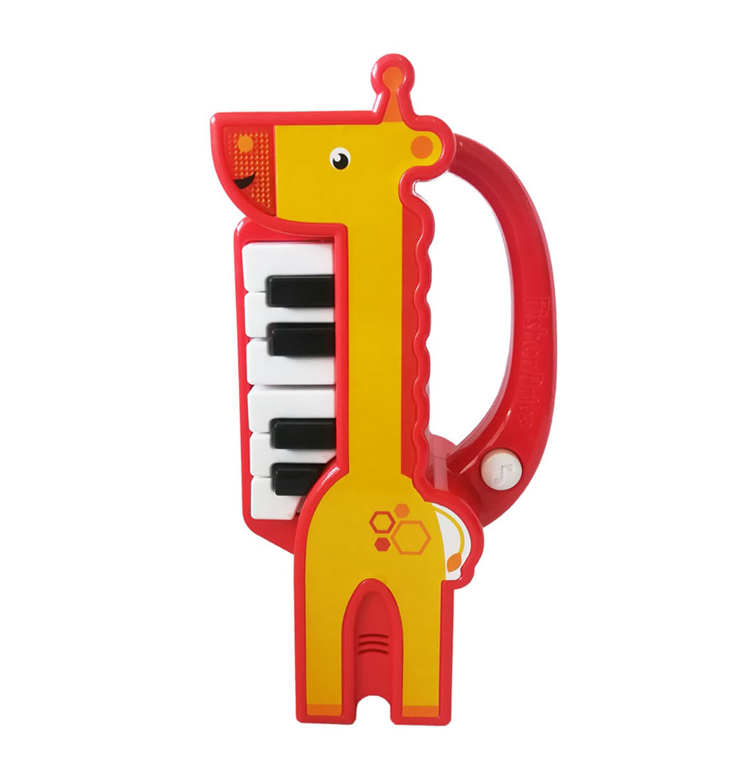 ab7e13f1c Mi Primer Piano Jirafa Fisher Price - Pepe Ganga - pepeganga