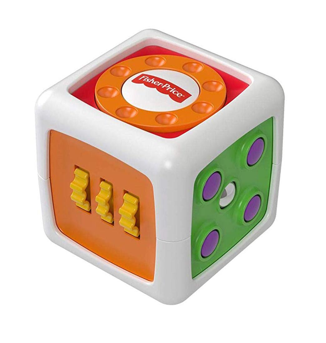 517e78847 Mi Primer Cubo de Actividades · Fisher Price