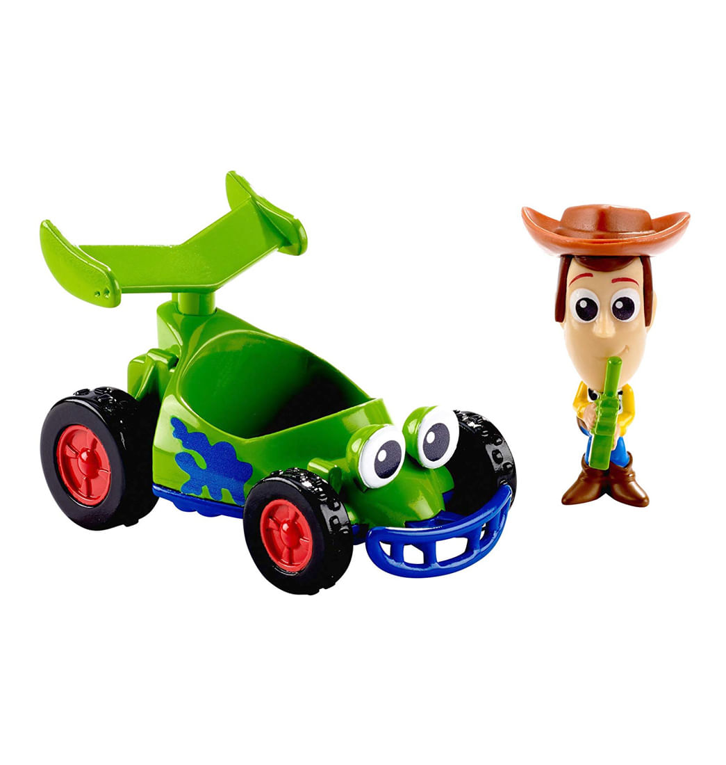 Mini Figura Woody Y Rc Toy Story - Pepe Ganga - pepeganga c14ac3abcb1