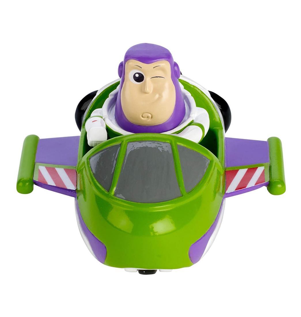 Mini Figura Buzz Y Nave Espacial Toy Story - Pepe Ganga - pepeganga eb421707fc3