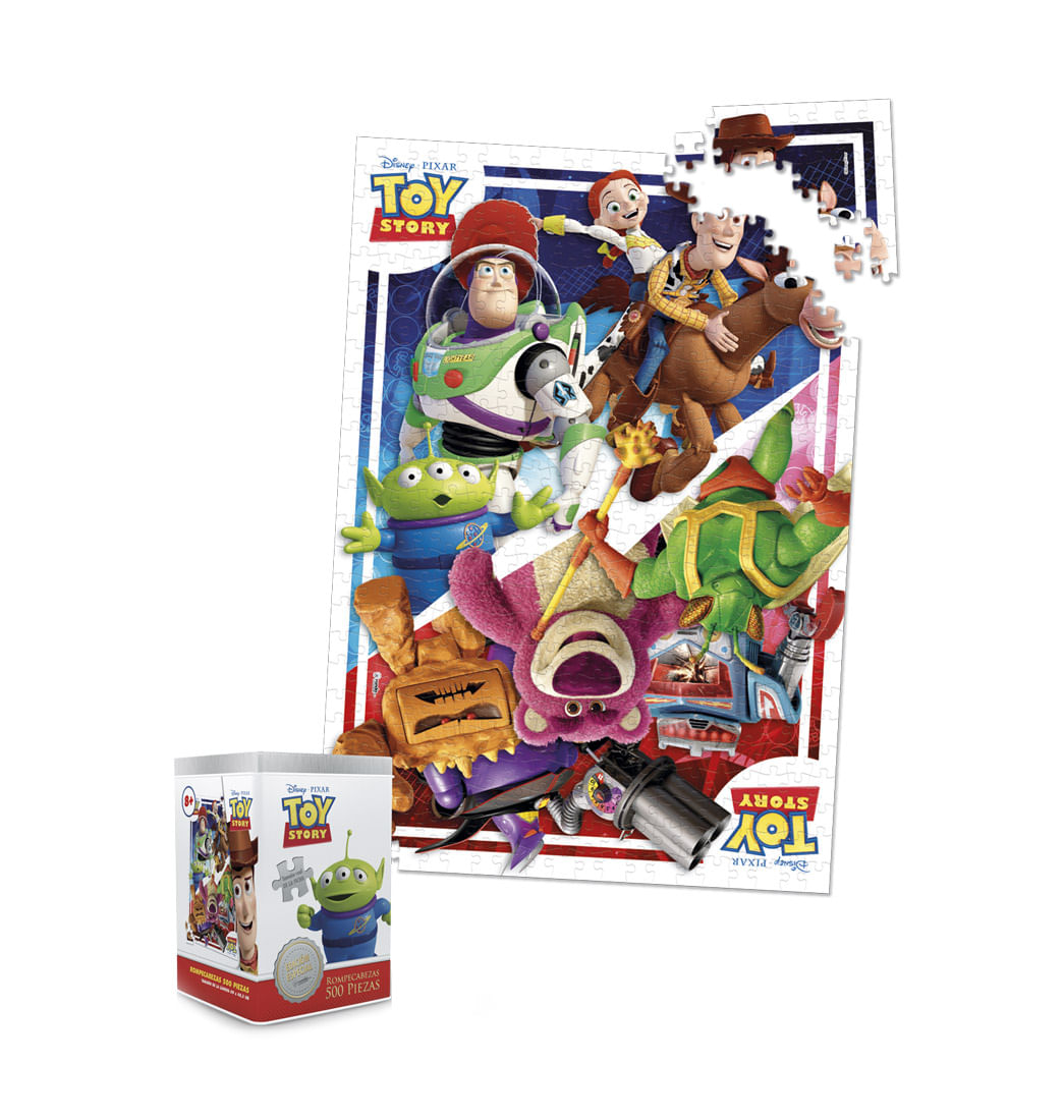 Rompecabezas Toy Story - 500 Piezas 7b1ef1c64c5