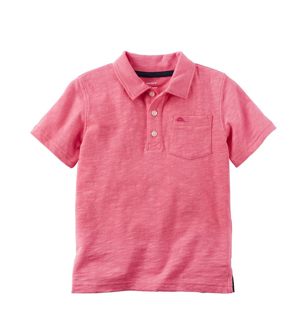 12f362708e Camiseta con Cuello - Niños