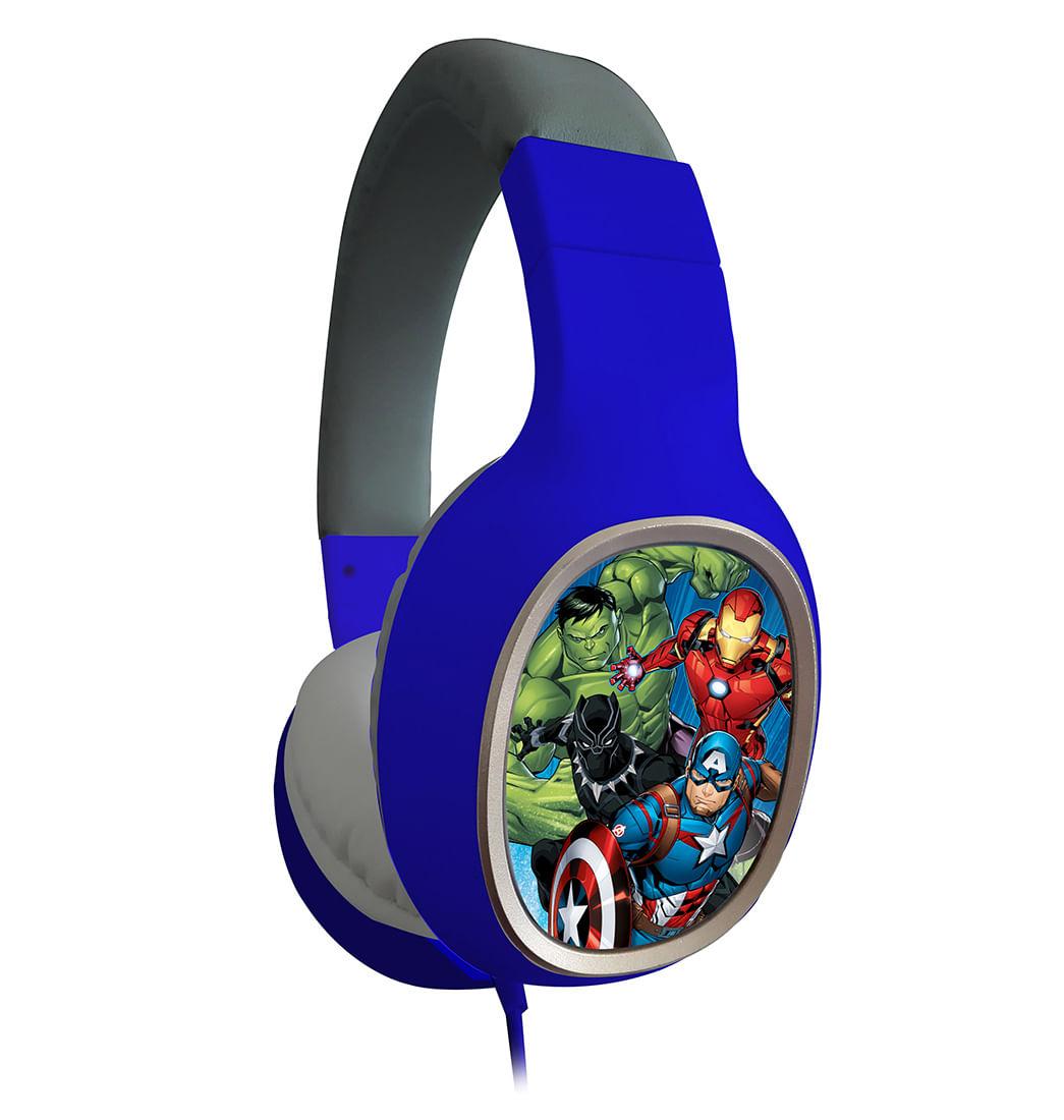 d5c8768aaef Auriculares Avengers Sakar - Pepe Ganga - pepeganga