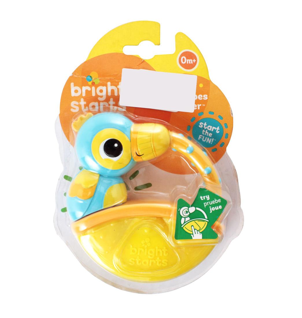 26dee8c67 Mordedor con Vibración - Naranja · Bright Starts