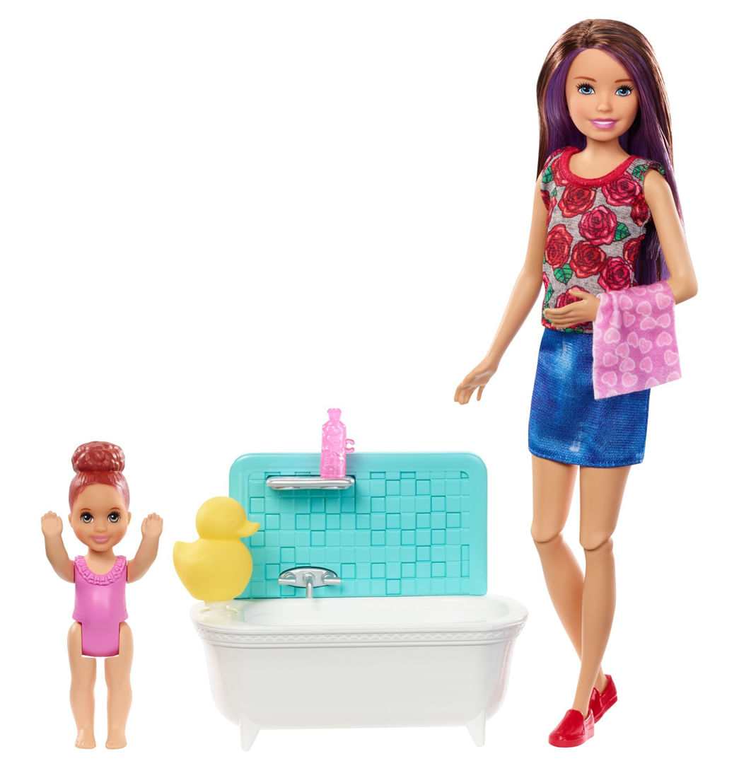 0b2658599e Set Skipper Hora de la Tina · Barbie. Precio Online