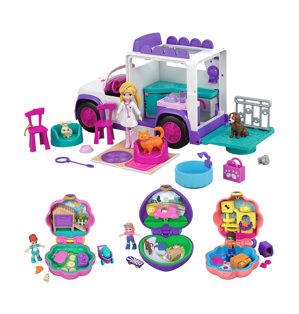 Jugueteria Polly Pocket Pepeganga